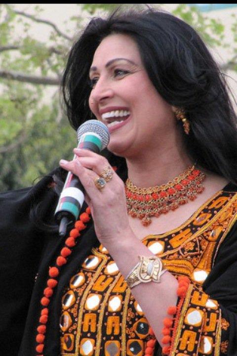 Pakistani Film Drama Actress And Models Pashto Hot Singer -9363