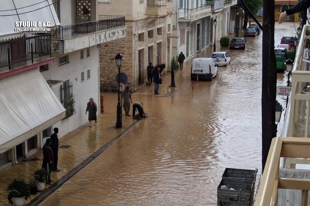 Έκτακτη χρηματοδότηση 2,5 εκ. ευρώ στον Δήμο Άργους-Μυκηνών, 1 εκ. ευρώ στον Δήμο Ερμιονίδας και 1 εκ. ευρώ στον Δήμο Επιδαύρου