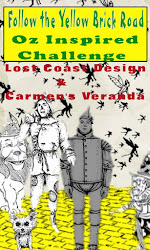 CHALLENGE #61 - FOLLOW THE YELLOW BRICK ROAD