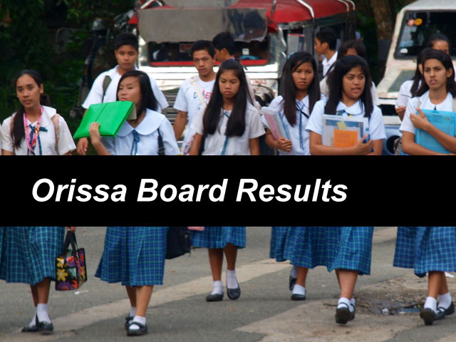 Odisha Board Result 2018 Orissa Board Result @ bseodisha.ac.in