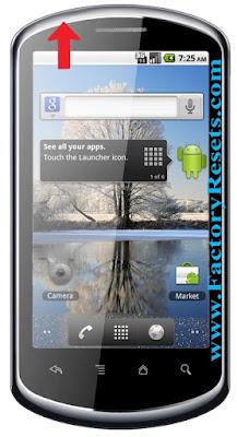 soft-reset-Huawei-U8800-Pro