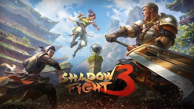 Shadow Fight mod apk free downlaod
