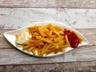comida perjudicial y engordadora