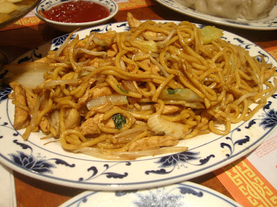 Low Mein With chicken