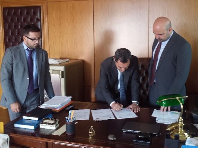 Μνημόνιο Συνεργασίας μεταξύ της Ελληνικής Στατιστικής Αρχής (ΕΛΣΤΑΤ) και του Πανεπιστημίου Πελοποννήσου