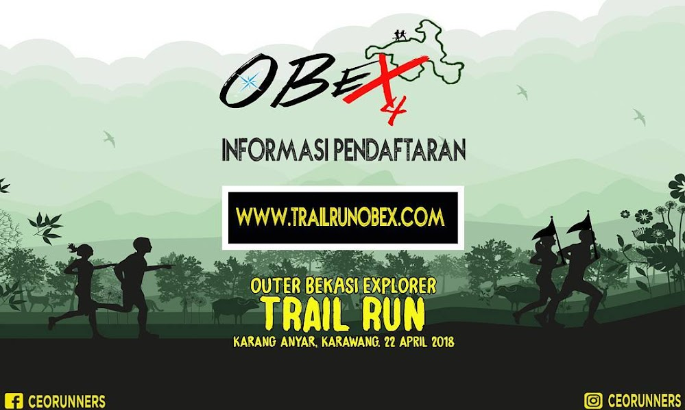 OBEX 4 Trail Run • 2018