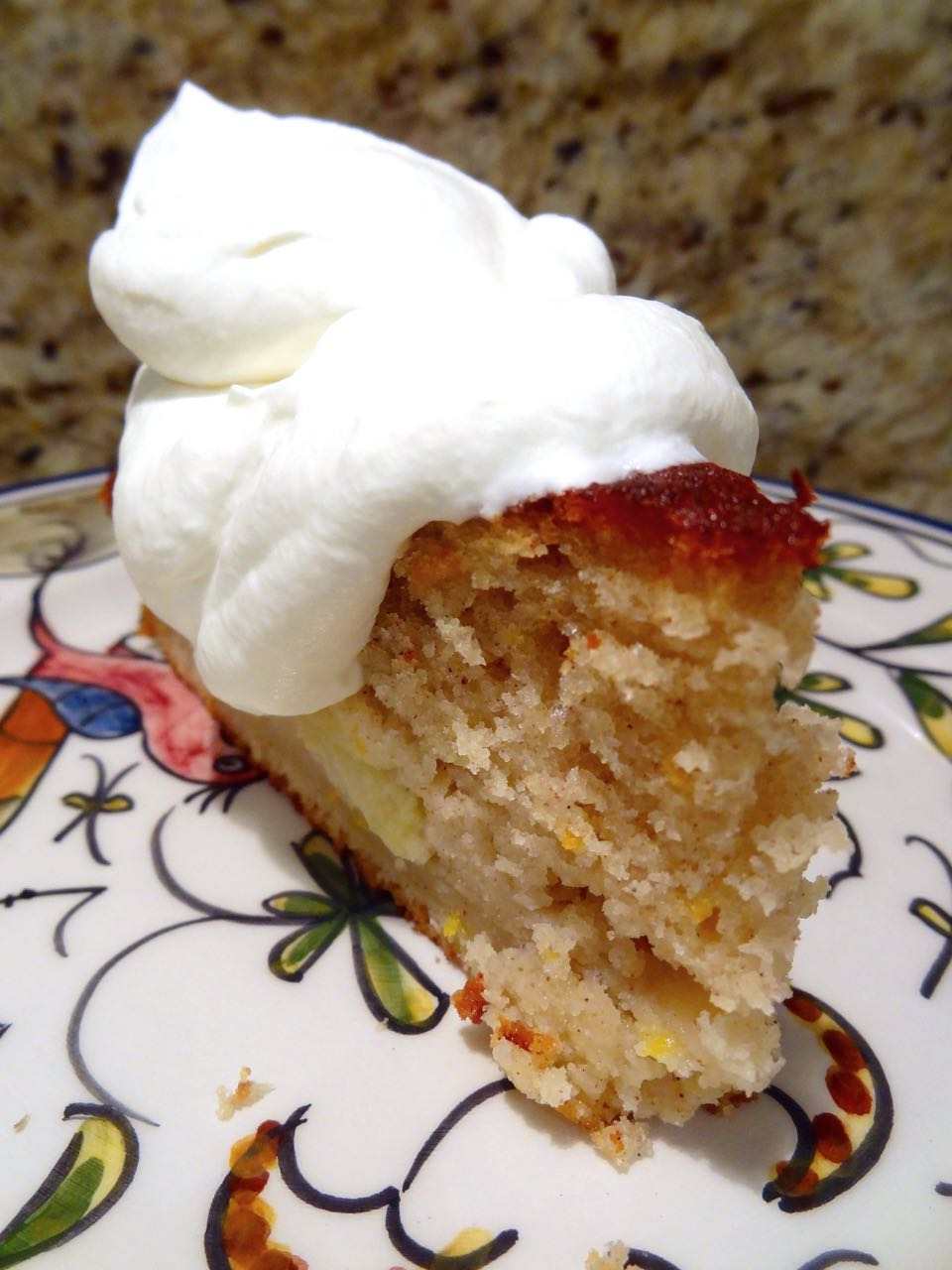 Apple Dilly Cake Recipe