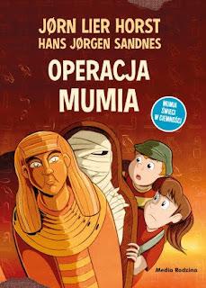 """""""Operacja mumia"""" Hans Jørgen Sandnes - recenzja"""
