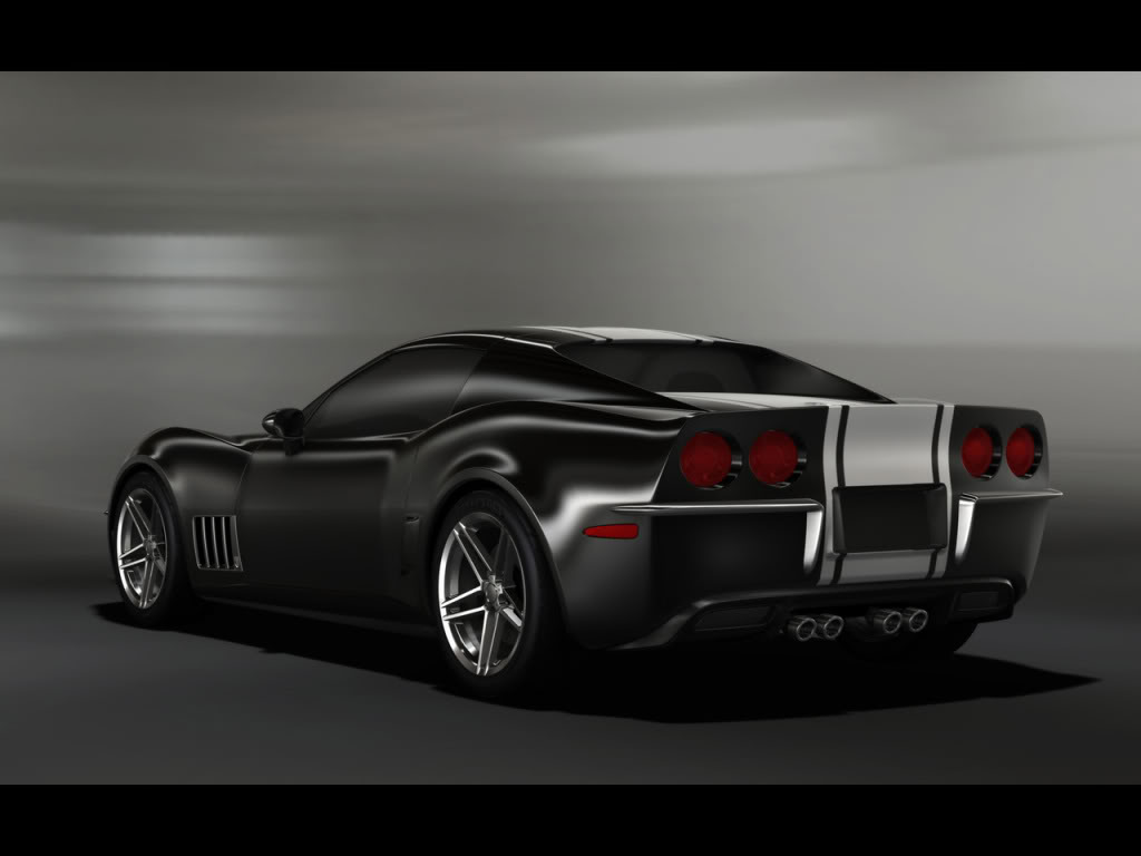 C3r Corvette Stingray Design The Car Club