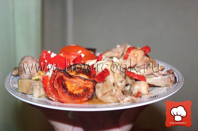 Рецепт как вкусно приготовить цыпленка