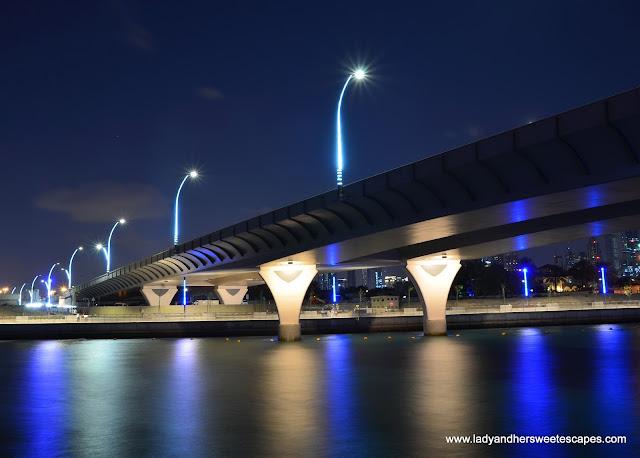 romantic Dubai Canal