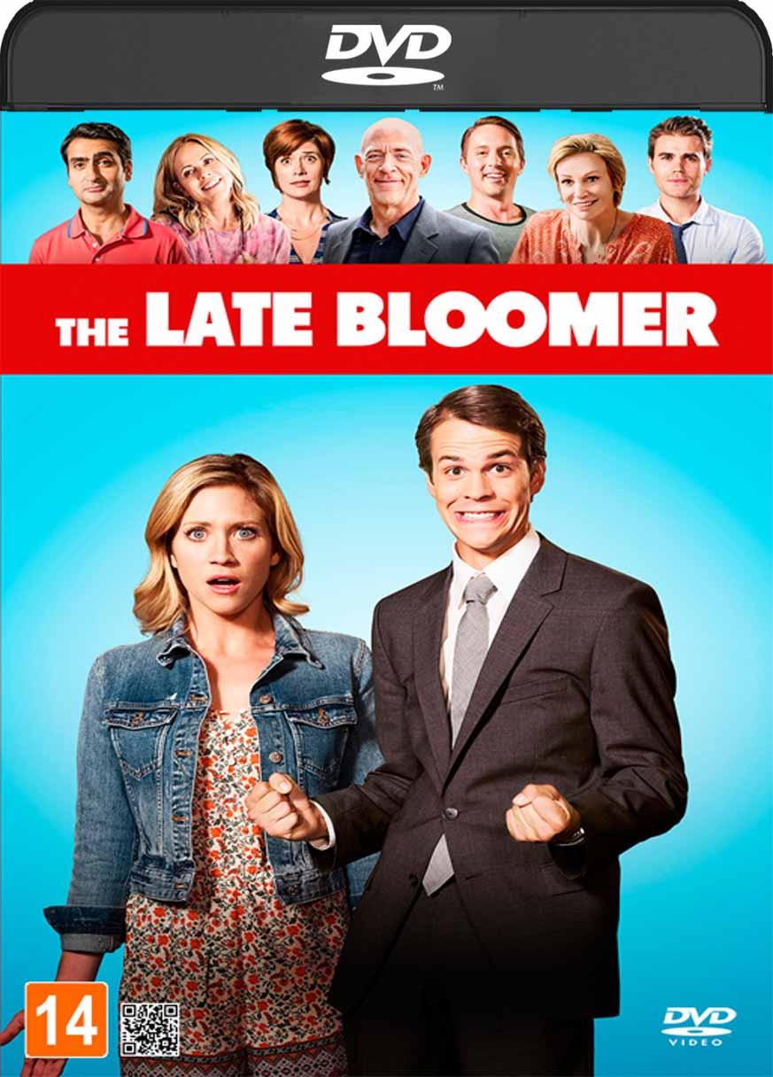 The Late Bloomer (2016) DVD-R Autorado