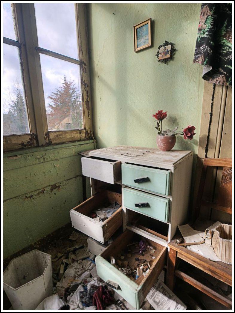 Abandonalia for Muebles de la abuela