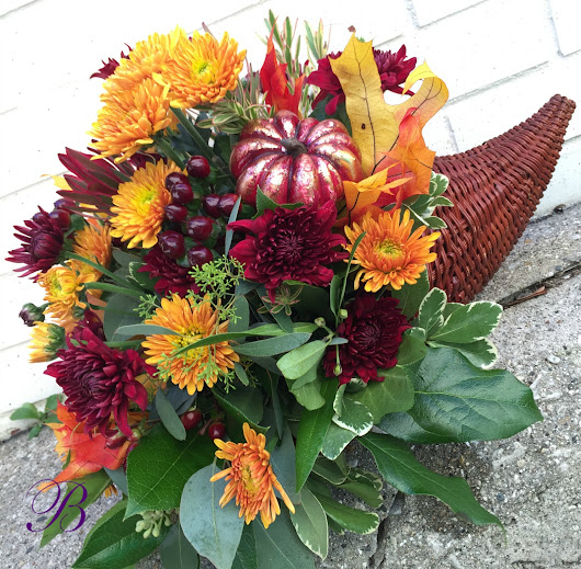 Thanksgiving Centerpieces Galore!