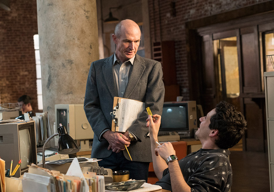 Toby Huss en Halt and Catch Fire