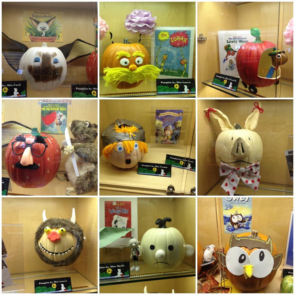 Mrs Houlin S Eschool Pumpkin Book Character Ideas