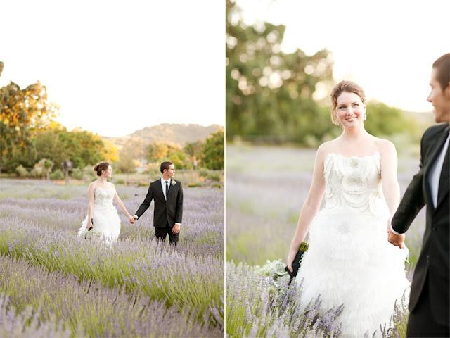 sonoma_lavender_wedding_ktmerry_28 ... Chi l'ha detto che a Novembre non ci si sposa?? La partecipazione di Licia e LouisPartecipazioni Pizzo Partecipazioni shabby chic - country - vintage pizzo Stile Shabby Chic