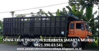JASA SEWA TRUK TRONTON SURABAYA JAKARTA