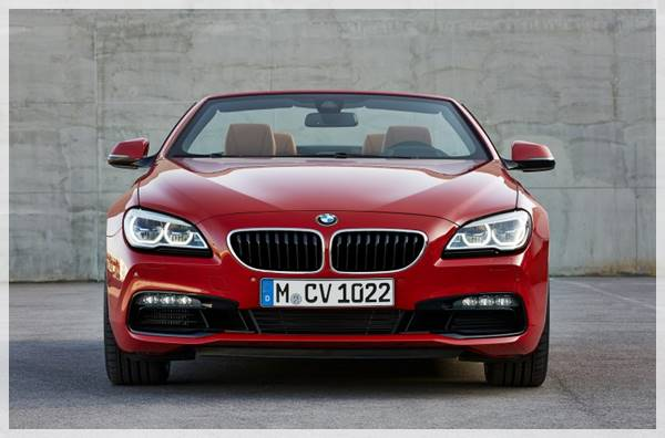 2018 BMW 6 Series Convertible Redesign Interiors
