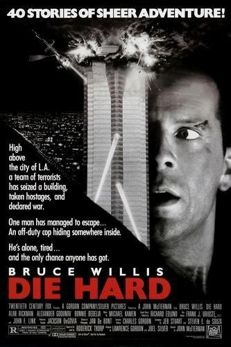 D Aaron Schweighardt My Favorite Action Movies 16 Die Hard 1988 Die Hard 2 1990 Die Hard With A Vengeance 1995