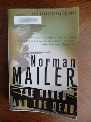 The Naked and the Dead by Norman Mailer | Two Hectobooks
