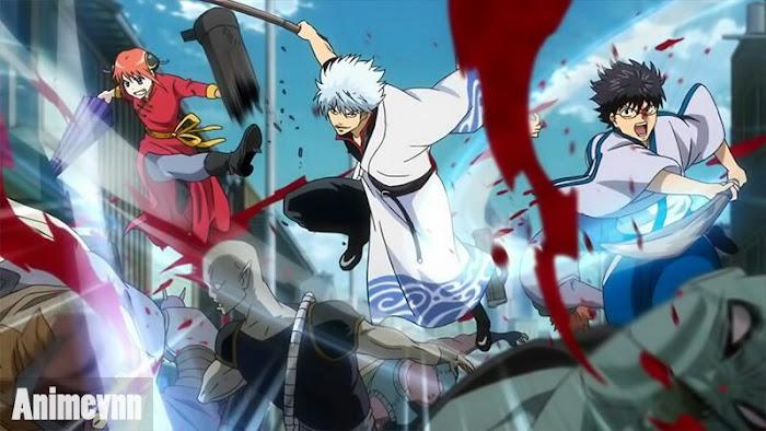 Ảnh trong phim Gintama.: Shirogane no Tamashii-hen 2 1