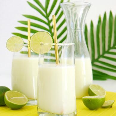 Recette | Limonade Brésilienne aux Citrons Verts