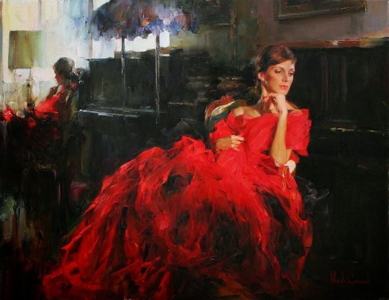 Michael Garmash - Beleza feminina