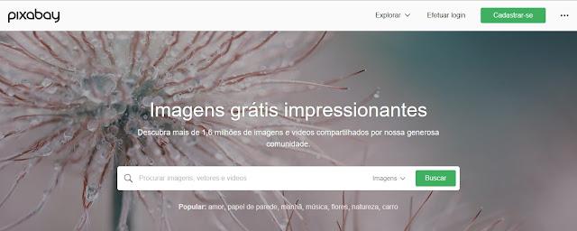 Bancos de Imagens Gratuitos Para Você Usar - Pixabay