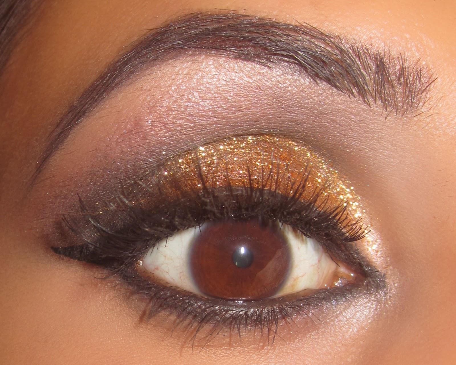 Mac glitter eye makeup