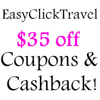 EasyClickTravel Coupons February, March, April, May, June, July 2021