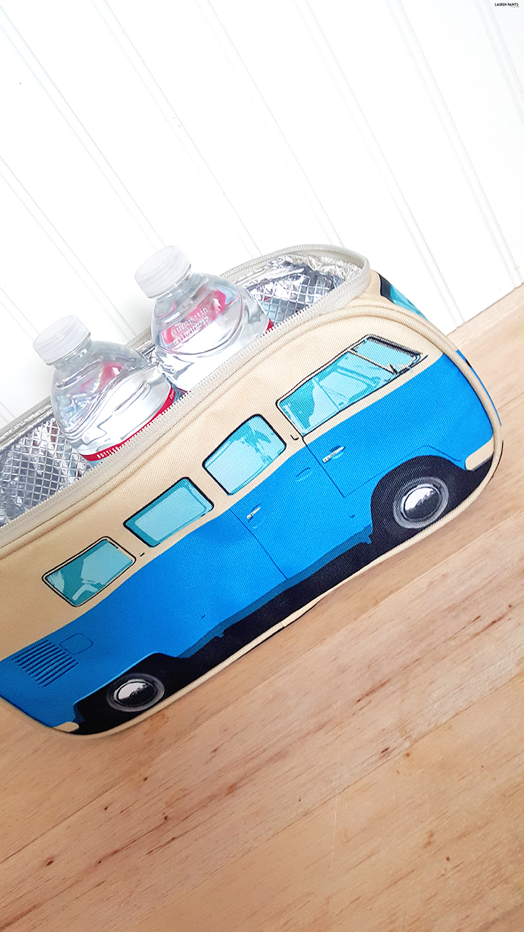 This super cool gift idea is perfect for all the groovy little dudes and awesome little gals on your list! Get the details on these adorable VW camper van gifts...