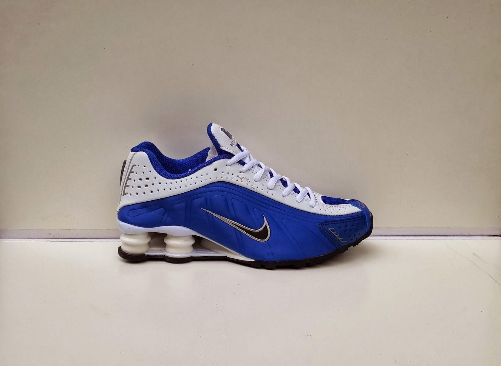 Sepatu Nike Shox R4 - Supplier Sepatu Murah ace946799d