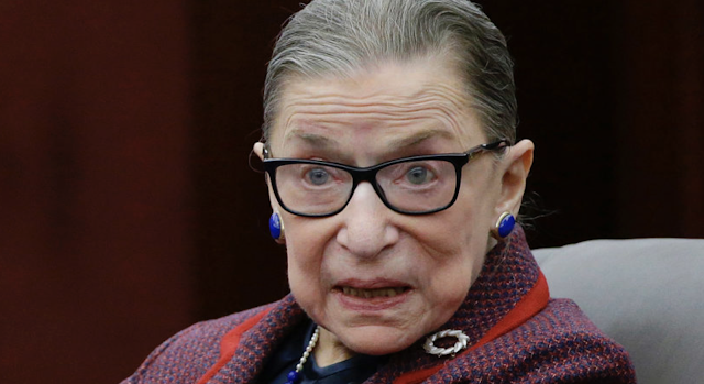 Ginsburg's recovery prescription: Plenty of opinions
