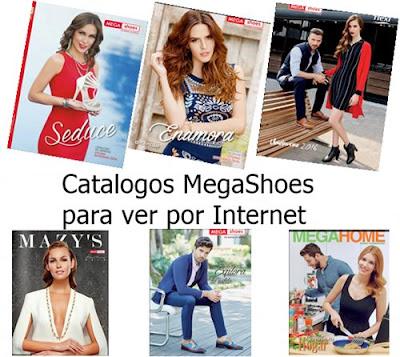 Megashoes Catalogos 2016 otoño invierno