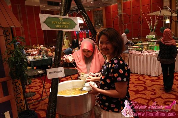 De Palma Hotel Shah Alam Saji Makanan Lauk Pauk Kenduri