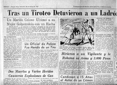 Crímenes en Diario Crítica