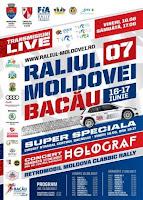 Program exceptional pentru Raliul Moldovei Bacau 2017