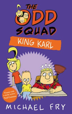 Kids' Book Review: Review: King Karl (The Odd Squad #3)