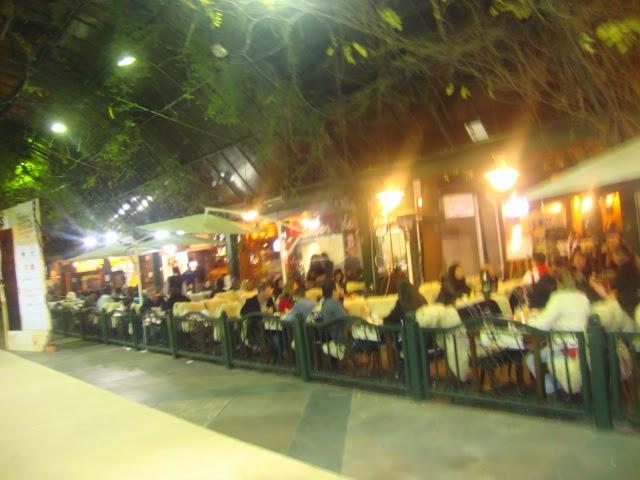 Rua Coberta em Gramado