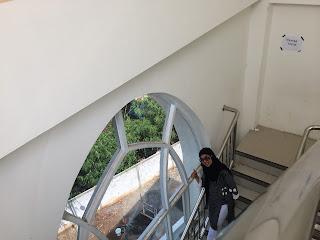 Tangga Masjid Kapat Semarang