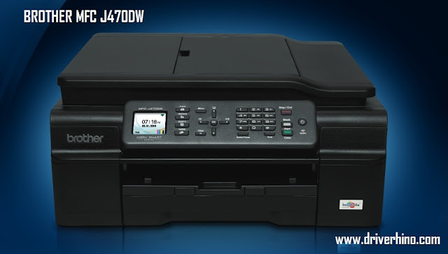 Brother Printer MFC J470DW Review Specifications