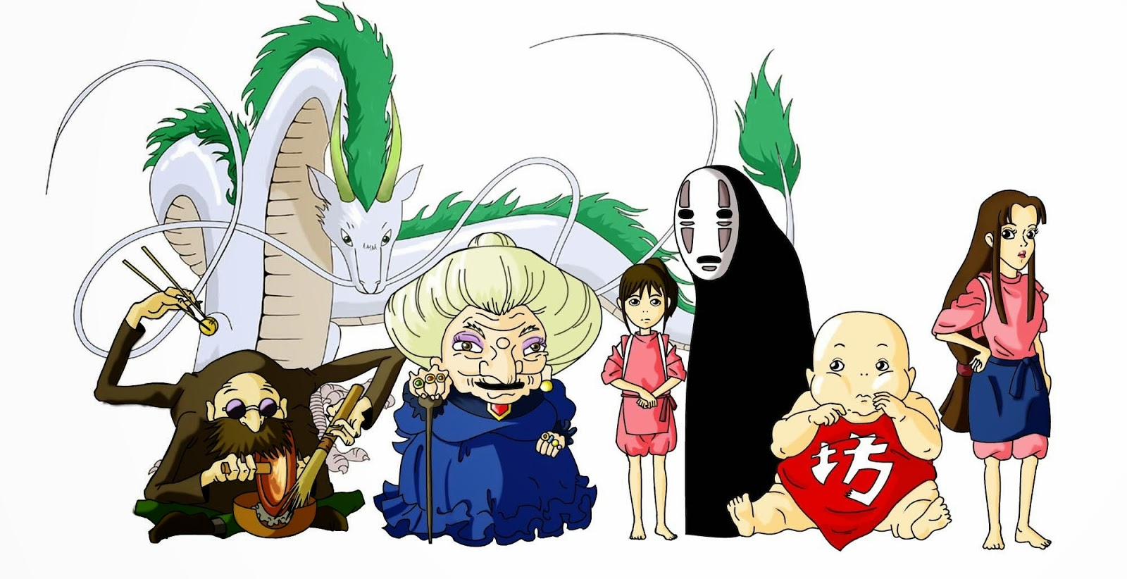 Disc Backup: Backup Spirited Away - Magnificent and ...