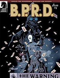 B.P.R.D.: The Warning