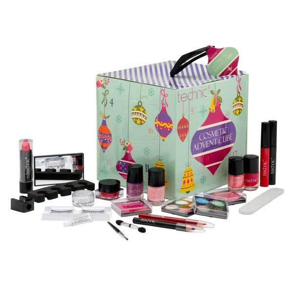 Technic Cube Beauty Advent Calendar 2016