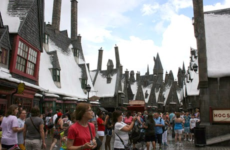 The Wizarding World of Harry Potter, Universal Orlando