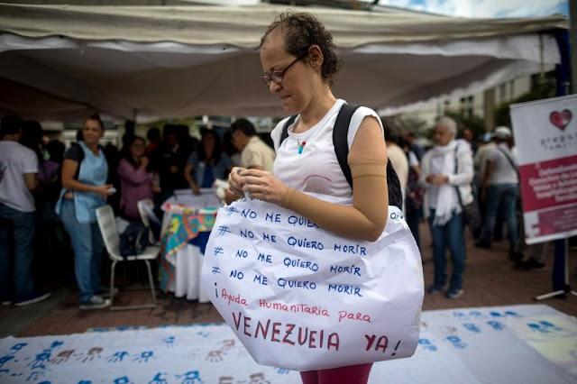 CIDH pide ir a Venezuela para evaluar la situación de derechos humanos