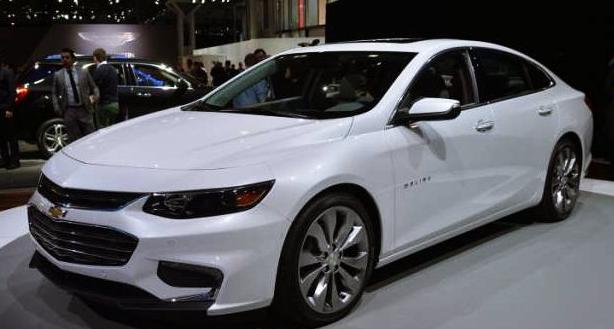2017 Chevy Malibu Specs Price Release Date