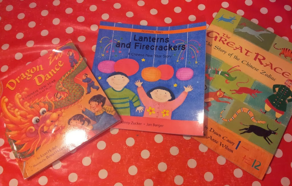 Chinese New Year Books for Children
