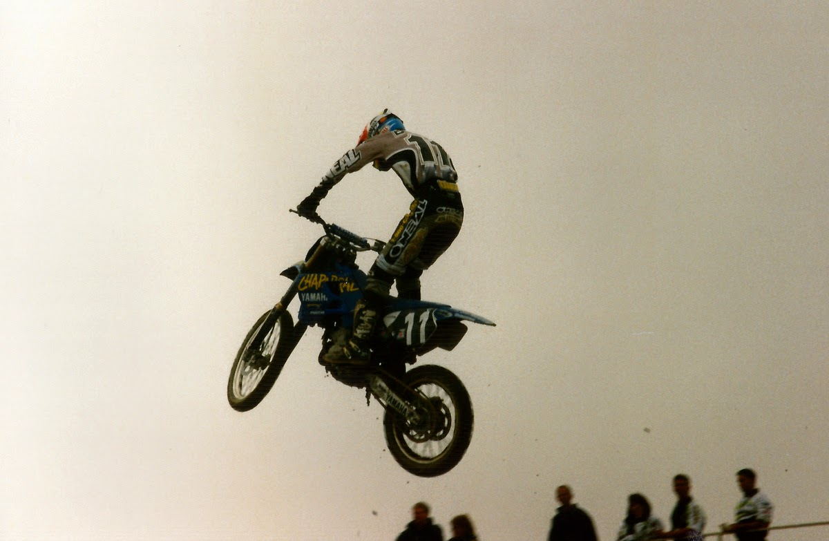 Jimmy Button High Point 1998
